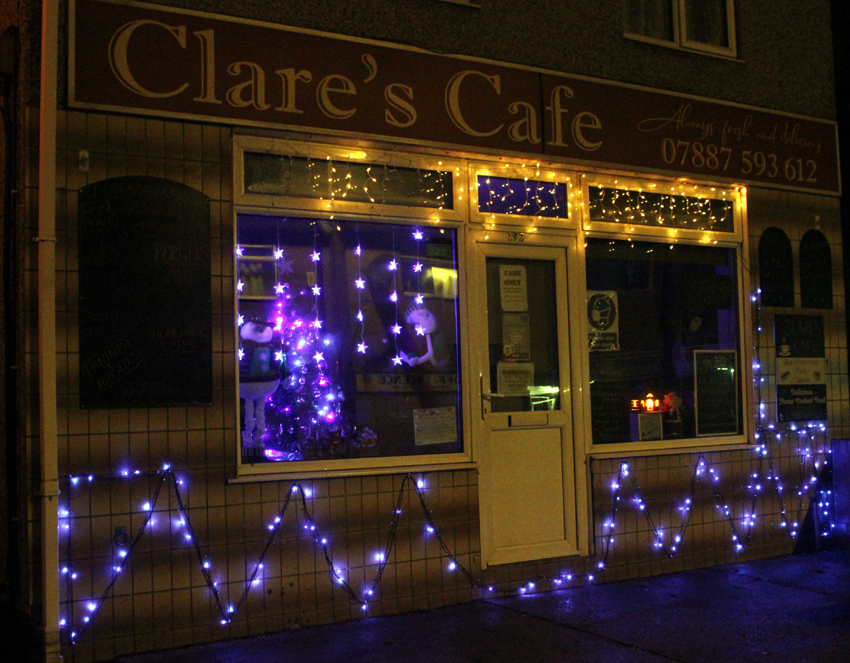Clares Cafe